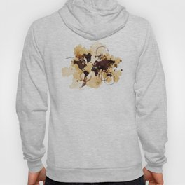 Map Stains Hoody