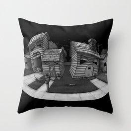 Homies Throw Pillow