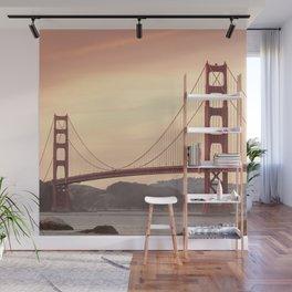 Golden Gate Bridge (San Francisco, CA) Wall Mural