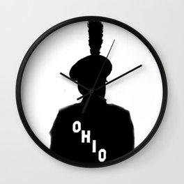 110 Silhouette Wall Clock