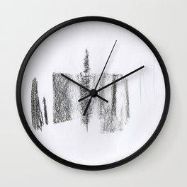 GESTURE Wall Clock