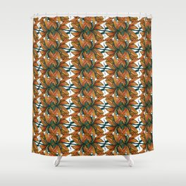 Earth, Wind & Fire Shower Curtain