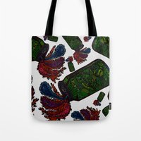 beer Tote Bags featuring Beer by Sharif El Fatatry