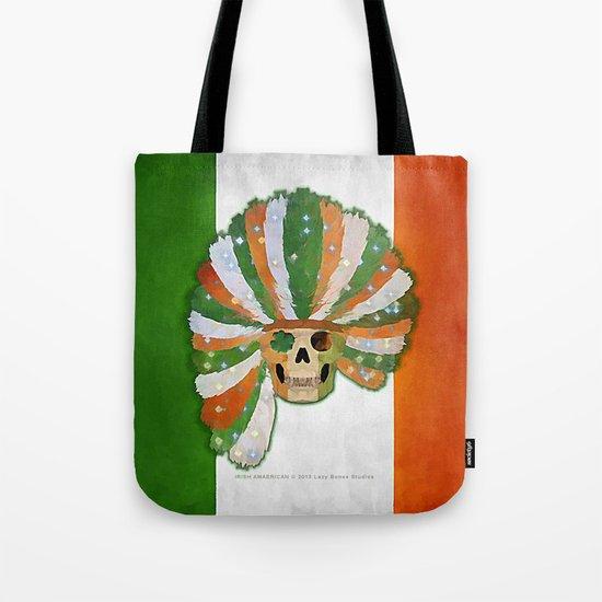 IRISH-AMERICAN 021 Tote Bag
