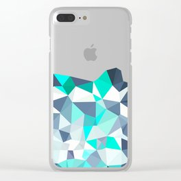 _xlyte_ Clear iPhone Case