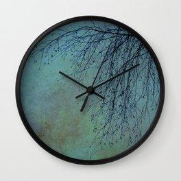 Hanging Tree  - JUSTART © Wall Clock