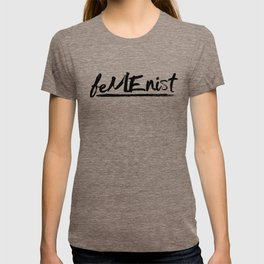 feMEnist Rough T-shirt