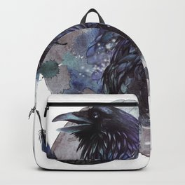 Full Moon Fever Dreams Of Velvet Ravens Backpack
