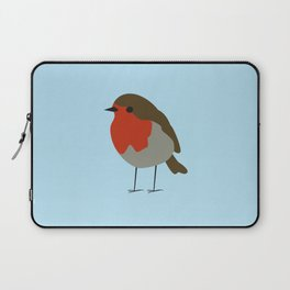 Red Robin - British Garden Bird Laptop Sleeve