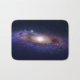 Space Galaxy Bath Mat