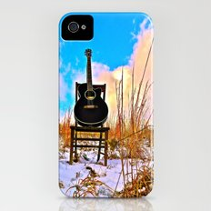 Winter Blues iPhone (4, 4s) Slim Case