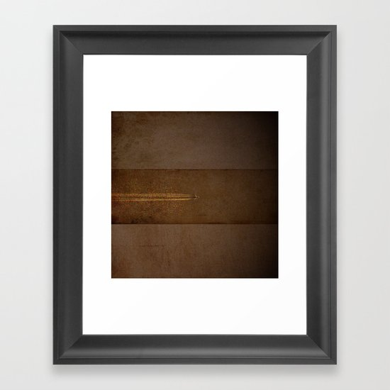 Bravo One Framed Art Print