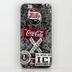 Coca Cola Americana iPhone & iPod Skin