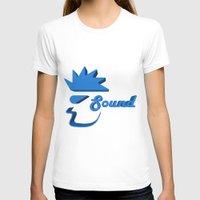 sound T-shirts featuring Sound by Zeep Design