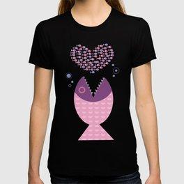 Soulful crowd T-shirt