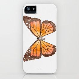 Caterpillar's nirvana iPhone Case