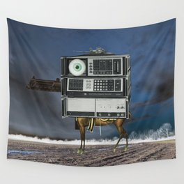 a horse with no name Wall Tapestry