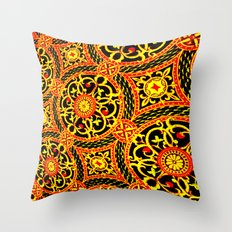 PCP v.5 Throw Pillow