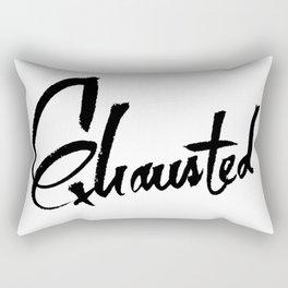 ZZZ Rectangular Pillow