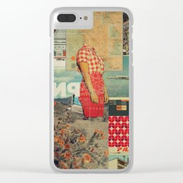 NP1969 Clear iPhone Case