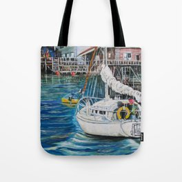 Cocktail Hour Tote Bag