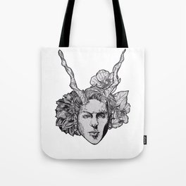 The Markhor Tote Bag
