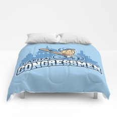 Capital Congressmen Comforters