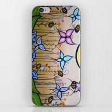 Kokum's Garden iPhone Skin