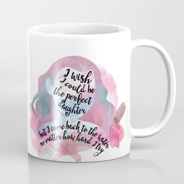 the perfect daughter - moana Coffee Mug