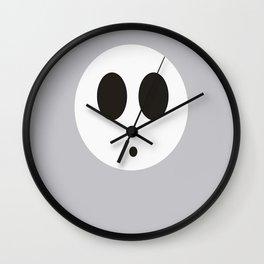 SHY GUY(GREY) Wall Clock