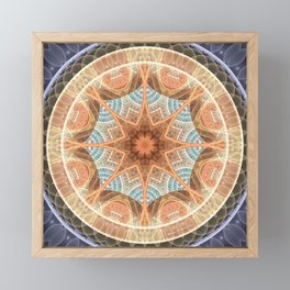 Mandalas of Forgiveness & Release 24 Framed Mini Art Print
