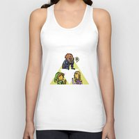 triforce Tank Tops featuring Triforce by JosephGribbin