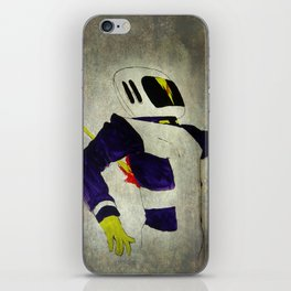 Space Man - Death of an Astronaut  iPhone Skin