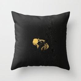 Caviar Throw Pillow