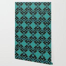 Leaf pattern 1a Wallpaper
