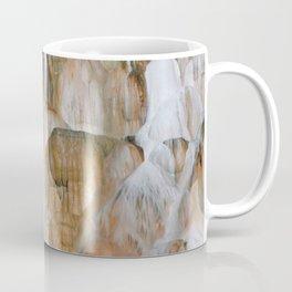 Yellowstone National Park Mammoth Hot Springs Coffee Mug