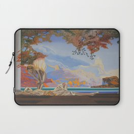 After Maxfield Parrish Laptop Sleeve