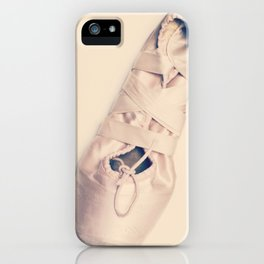 Dance with Me iPhone Case