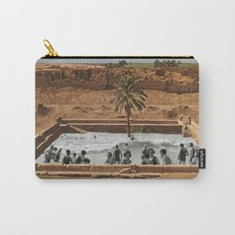 La Grande baignade Carry-All Pouch