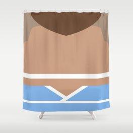 Sokka Shower Curtain