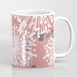 Pink Dandelion Dance Coffee Mug