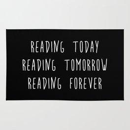 Reading (inverted) Rug