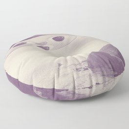 UFO Floor Pillow
