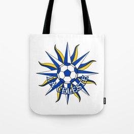 Uruguay La Celeste (The Sky Blue) ~Group A~ Tote Bag