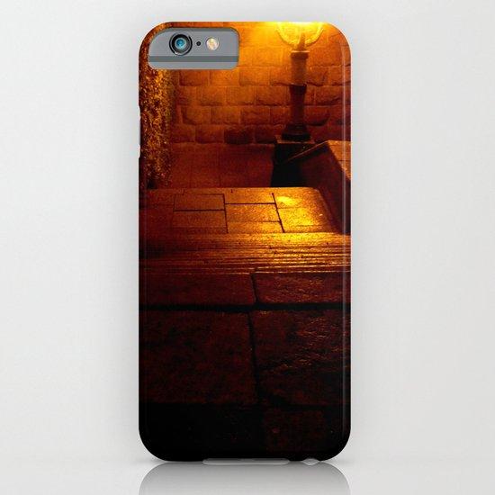 Night Crest 5 iPhone & iPod Case