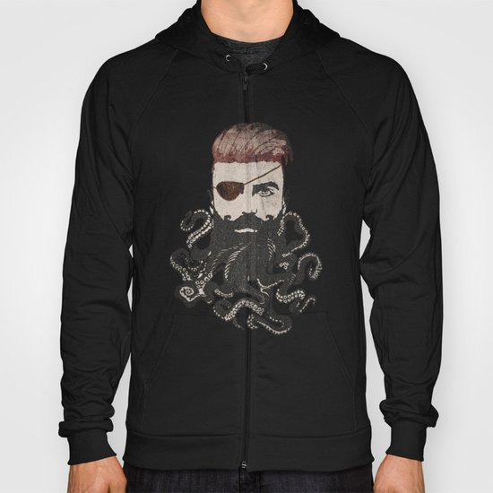 Black Beard Hoody