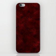 Flames & Ash iPhone & iPod Skin