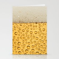 beer Stationery Cards featuring Beer by Rorzzer