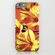 Day lilies  Slim Case iPhone 6s