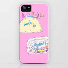 Make-up Hoarder iPhone Case